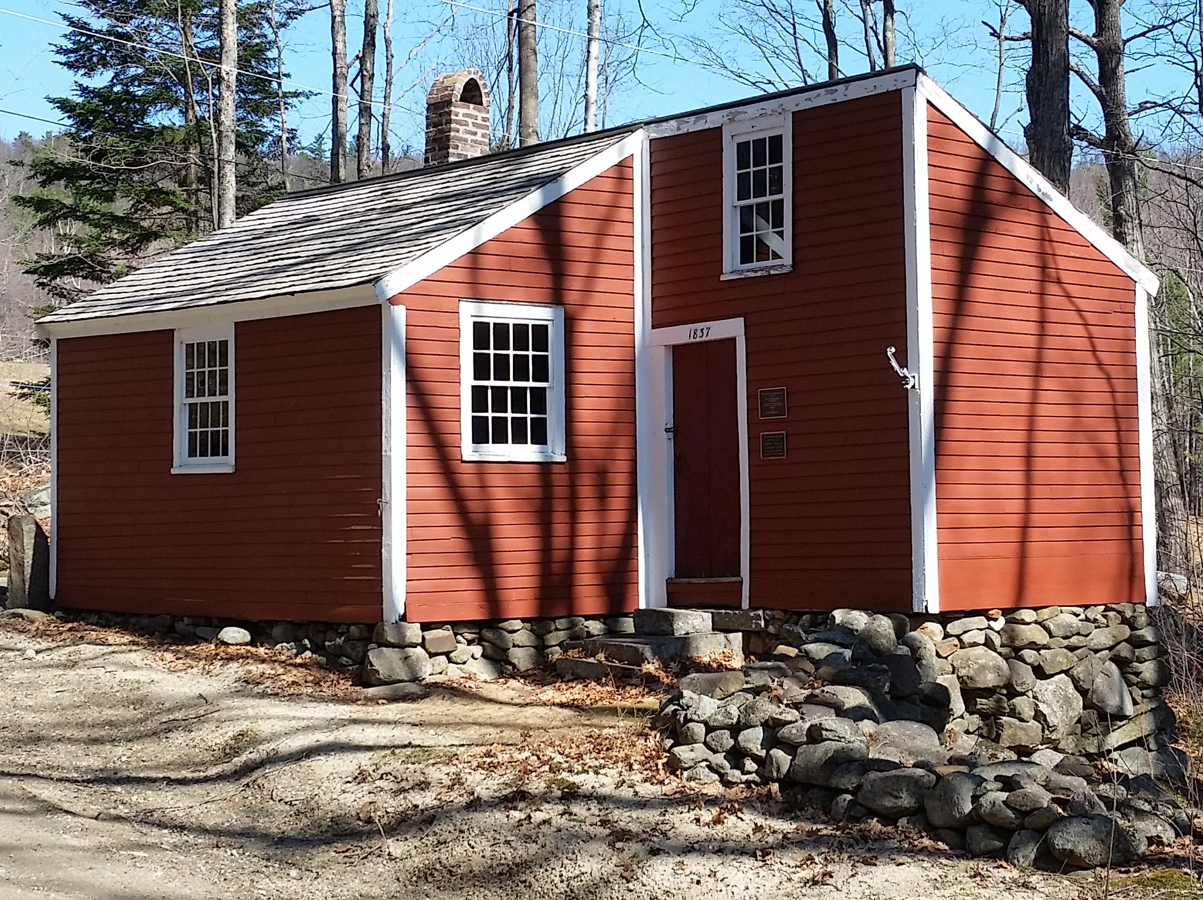 Tucker Mountain Schoolhouse